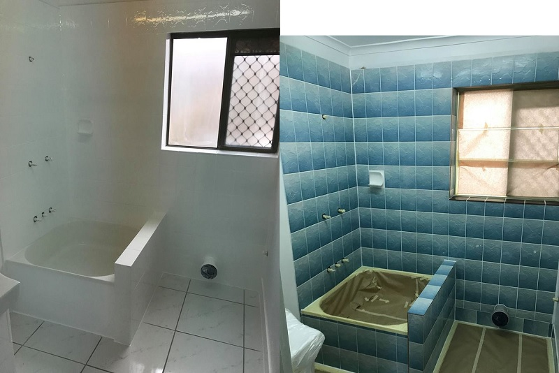 Brisbane Bathroom Resurfacing 17